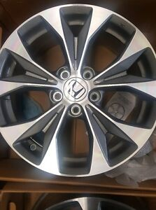 17 Honda Civic Wheel Rim Factory Original Oem 2012 2013 2014 64025