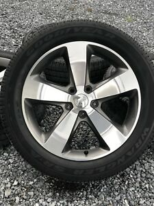 Jeep Grand Cherokee Overland Wheels And Tires