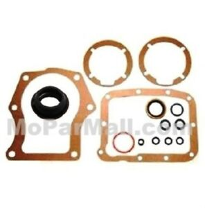 4 Speed Transmission Seal Up Set For 1967 1974 Mopar B Body
