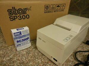 Star Micronics Dot Matrix Receipt Printer Sp300