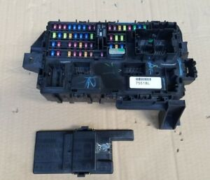 2012 Ford Edge 3 5 V6 Limited In Cab Kick Panel Fuse Box Power Supply