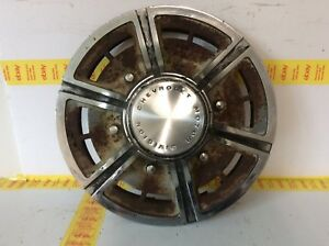 Rare Vintage 1968 1969 Chevy Mag Wheel Hubcap Wheel Cover Parts Only