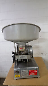 Hollymatic Super 54 Patty Forming Portioning Machine 3 4 Plate Tested 115v