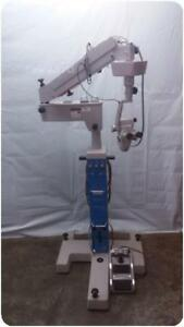 Carl Zeiss Opmi 6 cfc Operating Microscope W Zeiss Universal S3 Floorstand 20