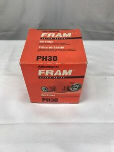 Vintage New Fram Oil Filter Ph30 Nos
