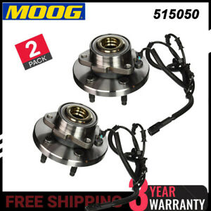 Moog 515050 Front Wheel Hub Bearing Ford Explorer 2002 2005 With Abs