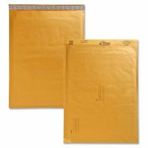 All10809 Envelopes no 7 self Sealing bubble Cushioned 14 1 4 x20