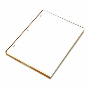 Wilson Jones 90310 Ledger Sheets For Corporation And Minute Book White 11 X