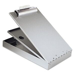 Saunders Recycled Aluminum Cruiser Mate Storage Clipboard Lightweight Heavy