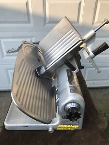 Hobart 1812 Deli Slicer Meat And Cheese Slicer 12 Blade for Parts Or Repair