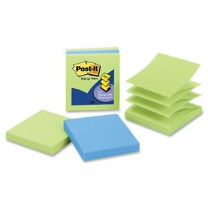 Wholesale Case Of 25 3m Post it Pop up 3x3 Note Pads pop up Notes 3 x3