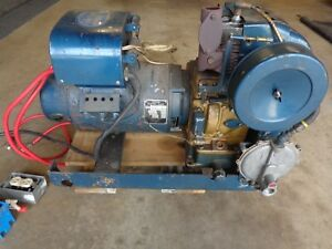 Kohler K301 12hp Electric Plant Generator Lp Gas Natural Gas