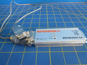 Renishaw Ref0020a12a Rotary Encoder Interface W Cable