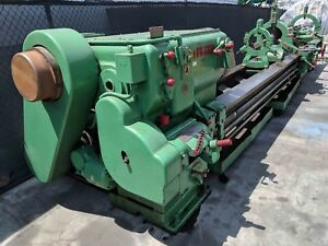 31 Swing X 240 Center Leblond Engine Lathe Metal Turning Machine 21 Chuck