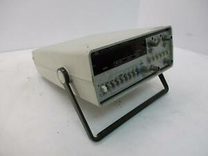 Hp 5315a Universal Counter