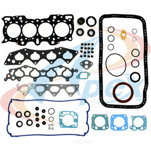 Engine Full Gasket Set Apex Automobile Parts Fits 1990 Acura Integra 1 8l L4