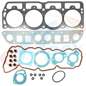 Engine Cylinder Head Gasket Set Fits 91 93 Jeep Wrangler 2 5l l4