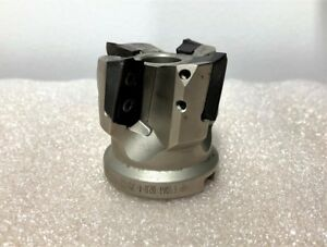 Iscar 2 Hp F90at D2 0 4 75 22 Indexable Face Mill used