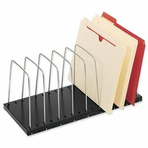 Wholesale Case Of 10 Mmf Industries Adjustable Easy file Wire Rack easy File