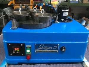 Lapmaster 12 Lapping Machine With Variable Speed Control