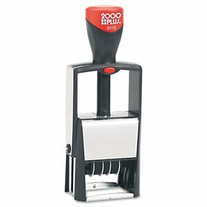 Cosco 2000 Plus 011200 Self inking Heavy Duty Stamps cos011200