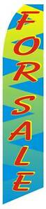 For Sale Custom Designed Advertising Sign Swooper Banner Flag And Pole Neoplex