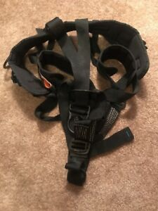 Cmc Rescue Equipment Utility Harness Firefighter Climber Lineman Size Large