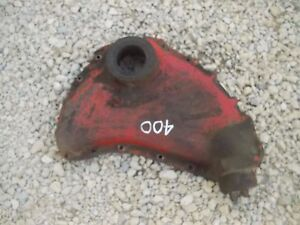 Farmall 400 Rowcrop Tractor Ih Original Engine Motor Front Cover Panel