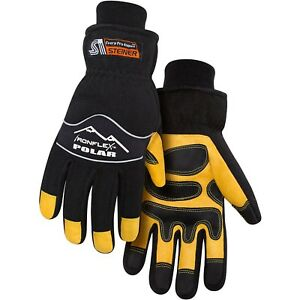 Steiner P245 l Winter Work Gloves Polar Ironflex Heatloc waterproof Lined