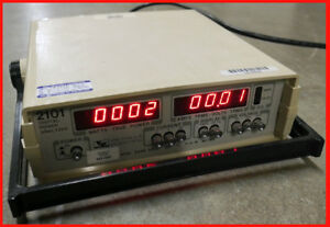 Valhalla Scientific 2101 Digital Power Analyzer Volt Amp Watt Meter