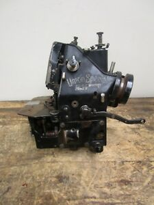 Vintage Union Special 43200 D Industrial Denim Sewing Machine