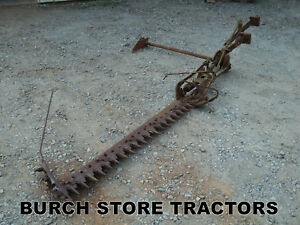 A22 Ih Belly Mount Sickle Bar Mower Farmall 140 130 Super A 100