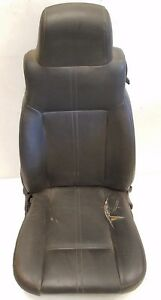 Oem Jeep Wrangler Tj Driver Side Seat Lh 03 06 Slate Leather 04t