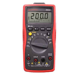 Amprobe Am 520 Hvac Multimeter 750v Ac 1000v Dc