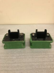 General Electric 22d153g3 Coil Lot Of Two