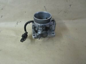 Ford Explorer 5 0l Gt40 65mm Throttle Body Mustang Oem F67u ba