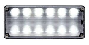 Whelen 70c0elzr 700 Series 12v Led Scene Light Clear
