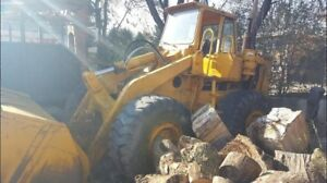 2001 Ihc Front End Loader Year Unknown Being Sold For Parts