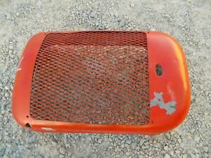 Allis Chalmers B Tractor Nice Original Factory Ac Front Nose Cone Grill W screen