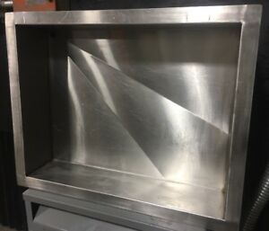Commercial Restaurant Stainless Steel 29 x23 Drop in Ice Bin