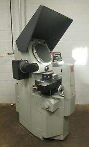 J l Metrology Classic 14f Optical Comparator