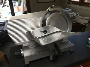 Chefmate Meat Cheese Slicer By Globe Gc12