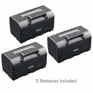 Replacement Battery For Topcon Gts 900a Gpt 9000 Gpt 9000 Gpt 9000a Robotic