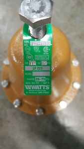 Watts High Capacity Regulator 1 Lf223