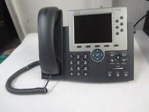 Cisco Cp 7965g Ip Voip Business Phone Series Phone W Handset Stand