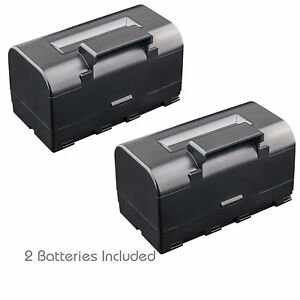 Replacement Battery For Topcon Fc 200 Fc 2200 Fc 2500 Gpt 7000i Gts 750 Gts 751