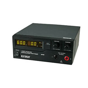 Extech Dcp60 220 600w Single Output Lab Grade Switching Power Supply 220v