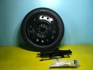 2013 2017 Honda Civic Compact Spare Tire With Jack Kit