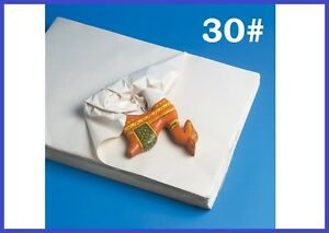 30 Pre cut Newsprint Shipping Wrapping Paper Sheet Case Qty 10 Sizes Avail
