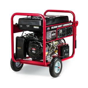 All Power Gas Powered Portable Generator Electric Start For Home Use Rv Standby